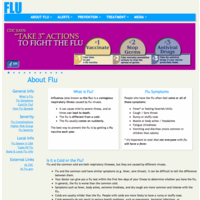 Flu - One Stop Source