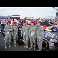 NASCAR Unites to Remember America's Heroes