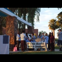 Casa Grande Youth Commission 9-11 Night of Remembrance Candlelight Vigil
