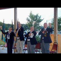 Auxiliary aand Legion Family Day of Remembrance