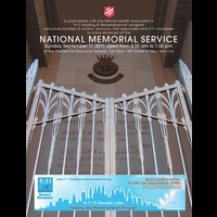The Salvation Army and Mental Health Association of NYC's 9/11 Healing and Remembrance Support Center