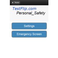 TestFlip.com Personal Safety App (Lite) for NYC
