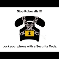 Security Codes For Phone Numbers