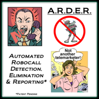 ARDER - Automated Robocall Detection, Elimination & Reporting System