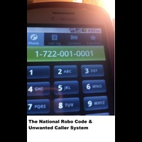 The National Robo-Code & Unwanted Caller System