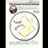 Mollie's Baseball Coin