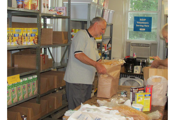 Maryland Food Pantry Rules