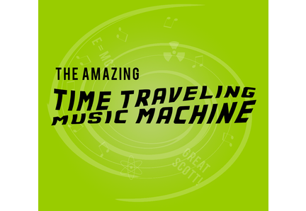 Time Traveling Music Machine!