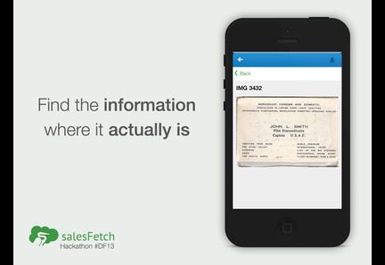 SalesFetch