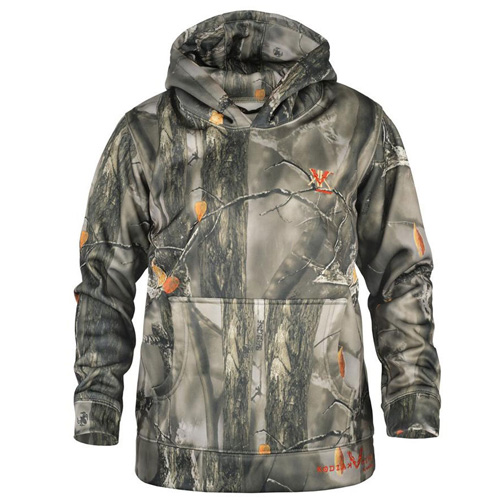 Lucky-Bums-Recluse-Camo-Youth-Performance-Hoodie