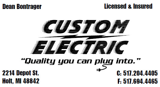 Custom electric