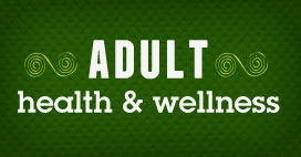 Activities - Adult Health & Wellness