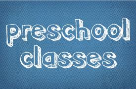 Activities - Preschool Classes