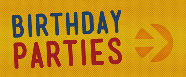 Community Center - Birthday Parties