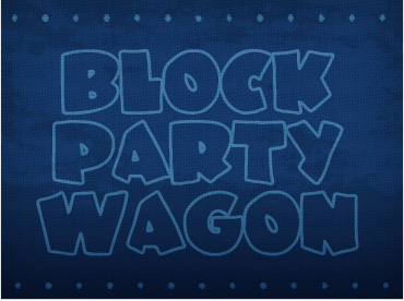 Parks & Recreation - Block Party Wagon