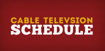 Parks & Recreation - Cable Television Schedule