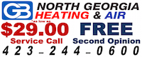 North Georgia Heating & Air Conditioning, Inc
