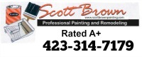 Scott Brown Professional Painting & Remodeling