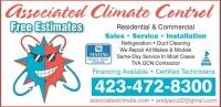 Associated Climate Control, Inc.