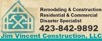 Jim Vincent Construction, LLC