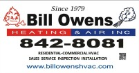 Bill Owens Heating and Air, Inc.