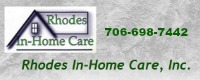 Rhodes In Home Care, Inc.