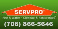 Servpro of Chattooga, Dade & West Walker Counties