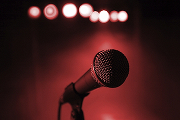 Image: SpeakEasy: Spoken-word/poetry Open Mic