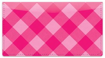 Picnic Plaid Checkbook Cover