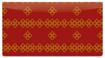 Navajo Blanket Checkbook Cover