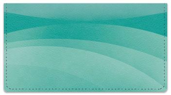 Calming Curve Checkbook Cover