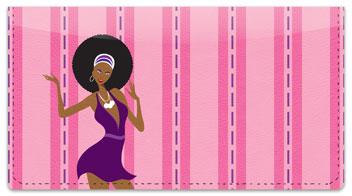 Soul Sister Checkbook Cover
