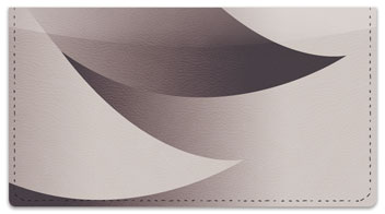 Simple Fade Checkbook Cover