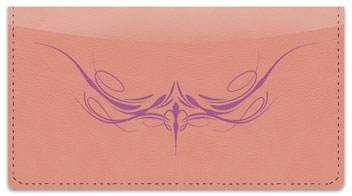 Artistic Tattoo Checkbook Cover