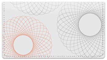 Spiral Checkbook Cover