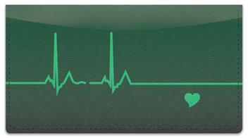 Doctor Checkbook Cover