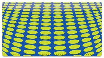 Polka Dot Perception Checkbook Cover