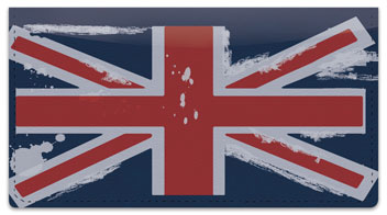 British Checkbook Cover