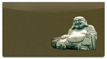 Buddha Checkbook Cover