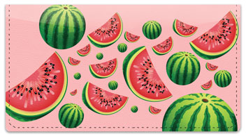 Summer Fruit Checkbook Cover