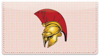 Roman Empire Checkbook Cover