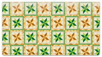 Quilting Checkbook Cover