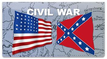 Civil War Checkbook Cover
