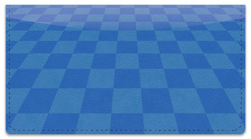 Checkerboard Pattern Checkbook Cover