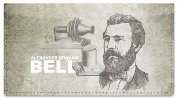 Great Inventors Checkbook Cover