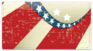 American Dream Checkbook Cover