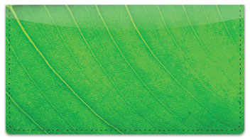Tree Close Up Checkbook Cover