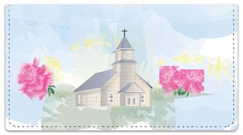House of Prayer Checkbook Cover