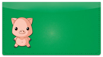 Farm Baby Checkbook Cover