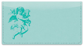 Cherub Checkbook Cover